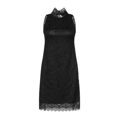ゲス GUESS ミニワンピース&ドレス ブラック XS ナイロン 92% / ポリウレタン 8% ミニワンピース&ドレス