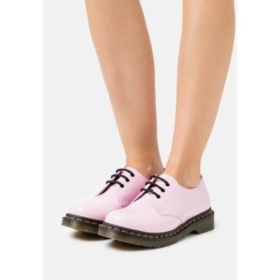 ドクターマーチン ドレスシューズ レディース シューズ 1461 - Lace-ups - pale pink lamper