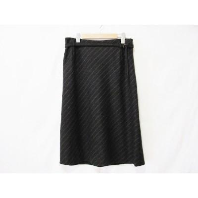 #wnc アクリス AKRIS スカート XXL 大きいサイズ レディース [597716]