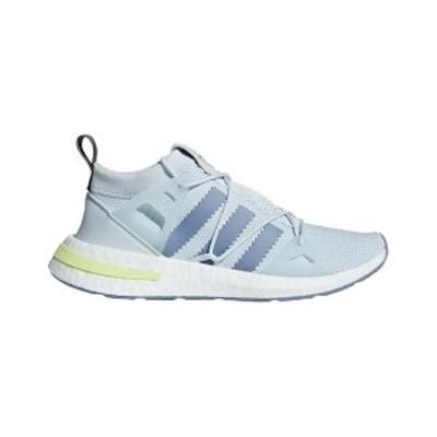アディダス レディース スニーカー シューズ adidas Arkyn Sneaker blue tint/grey two-layer mesh