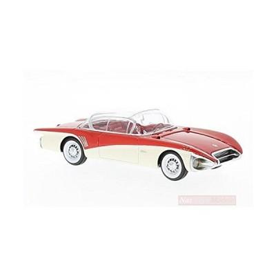 Neo Scale Models NEO43845 Buick Centurion XP-301 Concept RED/White 1:43 DIE CAST kompatibel mit_並行輸入品