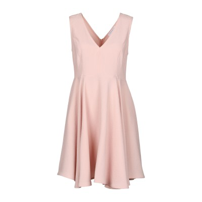 SANDRO ミニワンピース&ドレス ピンク 3 ポリアクリル 100% ミニワンピース&ドレス