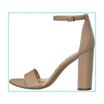 Sam Edelman Women's Yaro Dress Sandal, Soft Beige, 8 Medium US並行輸入品