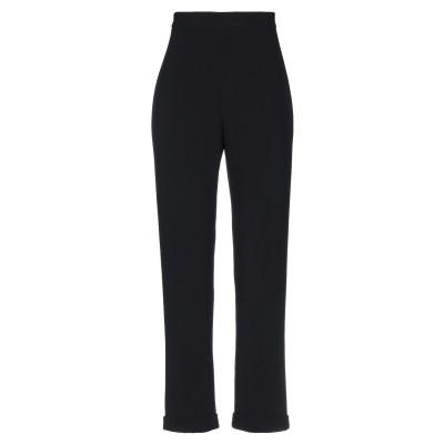 バルマン BALMAIN パンツ ブラック 36 レーヨン 100% パンツ