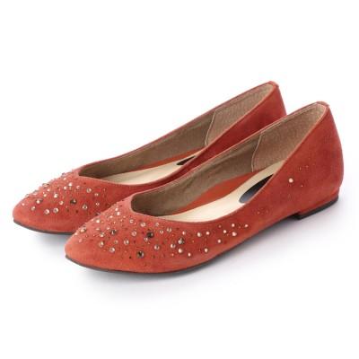 シューズラウンジ shoes lounge パンプス 31B9104ORS (オレンジ)