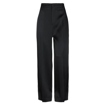 ジョゼフ JOSEPH パンツ ブラック 44 アセテート 73% / レーヨン 27% パンツ