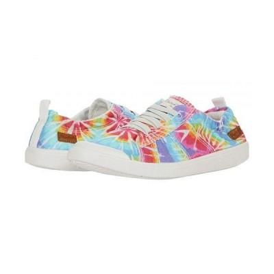 Blowfish ブローフィッシュ レディース 女性用 シューズ 靴 スニーカー 運動靴 Vex - Hippie Tie-Dye