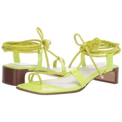 ラグ&ボーン rag & bone レディース サンダル・ミュール シューズ・靴 Cindy Tie Sandal Acid Green