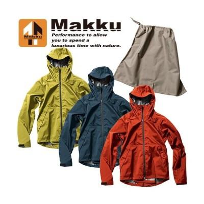 Makku マック ブランケット付きレインジャケット AS-7620