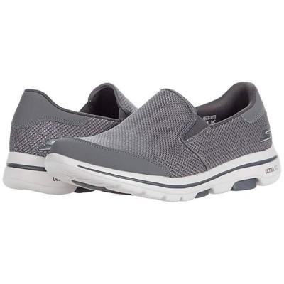 スケッチャーズ Go Walk 5 - 216063 メンズ スニーカー 靴 シューズ Grey