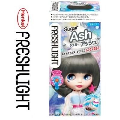 フレッシュライト 泡タイプカラー シュガーアッシュ 30mL+60mL+15g (医薬部外品) / ヘンケルジャパン フレッシュライト
