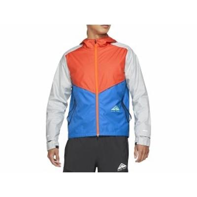 ナイキ NIKE ウィンドランナー トレイル ランニング ジャケット メンズ マルチカラー スポーツ トレーニング パーカー ジャケット CZ9055