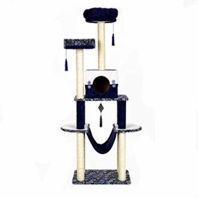 ダブルジャンプキャットクライミングフレーム、ハンモックキャット天文台屋(新古未使用品)