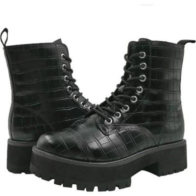 ファリルロビン FARYL by Farylrobin レディース ブーツ シューズ・靴 Cammy Black Croc