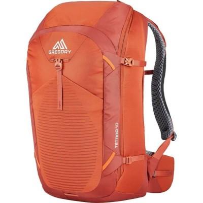 グレゴリー Gregory レディース バックパック・リュック バッグ Tetrad 40 Backpack Ferrous Orange