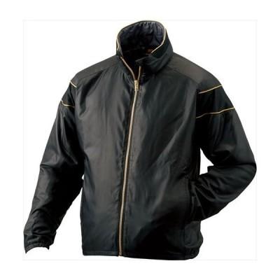 ZETT ゼット PROSTATUS ハイブリッドアウタージャケット ネイビー BOG900 2900 サイズ:2XO 野球&ソフト グランドコート