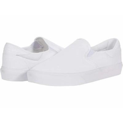 (取寄)アディダス コート ラリー スリップ adidas Skateboarding Court Rallye Slip Footwear White/Footwear White/Core Black