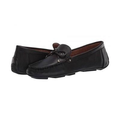 Aerosoles エアロソールズ レディース 女性用 シューズ 靴 ローファー ボートシューズ Brookhaven - Black Leather