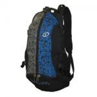 【新品/在庫あり】バスケットプレイヤーのために開発されたバッグ ケイジャー グラフィティブルー 40-007GB