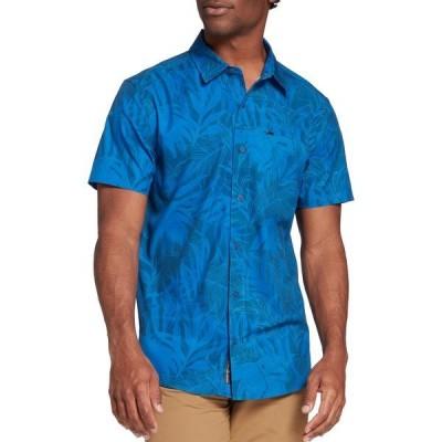 アルパインデザイン シャツ トップス メンズ Alpine Design Men's Cascade Woven Shirt TropicalClassicBlue