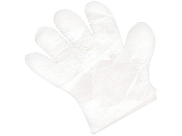一次性塑膠手套/手扒雞手套(100只入)【DS001310】
