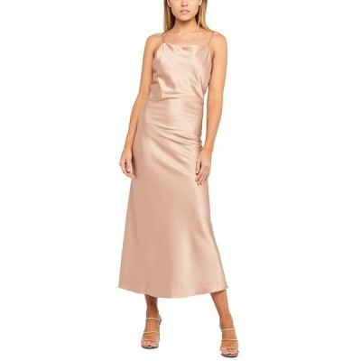 バードット ワンピース トップス レディース Estelle Drape Dress Pink Rose