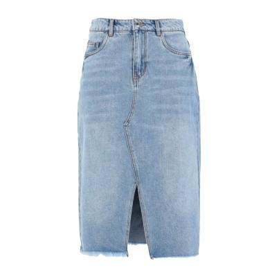 VERO MODA デニムスカート ブルー XS コットン 100% デニムスカート