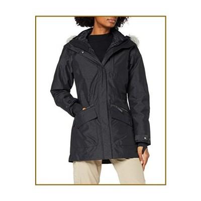 Columbia Women's Carson Pass Interchange Jacket, Black, 2X【並行輸入品】