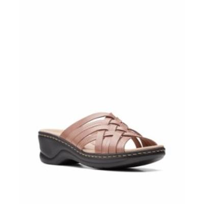 クラークス レディース サンダル シューズ Women's Collection Lexi Selina Sandals Dusty Pink Leather