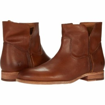 フライ Frye レディース ブーツ シューズ・靴 Melissa Slouch Bootie Tan Sun-Washed Leather