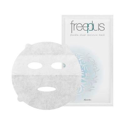 フリープラス FREEPLUS フリープラス ダブルシートモイスチャーマスク 5枚入(25mlx5) 並行輸入品