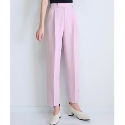 anown / 【PURIL】センタープレス タック入りテーパードパンツ WOMEN パンツ > スラックス