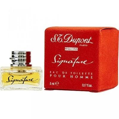 コスメ 香水 女性用 ケルン  SIGNATURE by St Dupont EDT .17 OZ MINI (Package Of 3) 送料無料