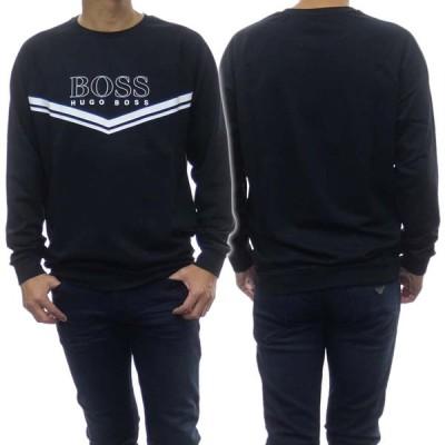 HUGO BOSS ヒューゴボス メンズトレーナー Authentic Sweatshirt / 504366381 10208539 ブラック