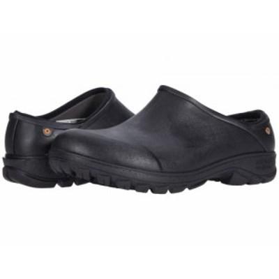 Bogs ボグス メンズ 男性用 シューズ 靴 クロッグ Sauvie Clog Black Multi【送料無料】