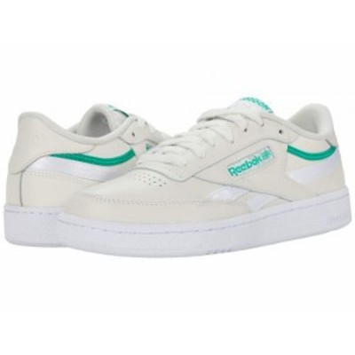 Reebok Lifestyle リーボック レディース 女性用 シューズ 靴 スニーカー 運動靴 Club C 85 Chalk/Court Green/White【送料無料】