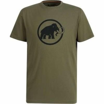 マムート Mammut メンズ Tシャツ トップス Classic T-Shirt Iguana