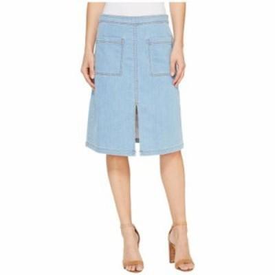 スプレンディッド その他スカート Indigo Patch Pocket Skirt Light Wash