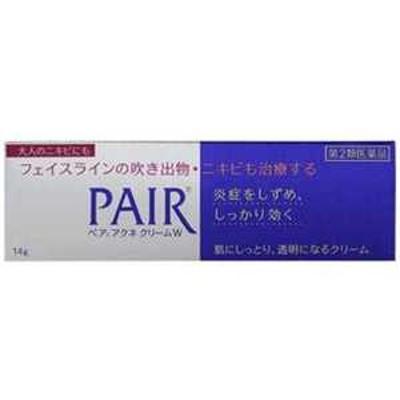 LION 【第2類医薬品】 ペアアクネクリームW(14g) ペアアクネクリームW14G