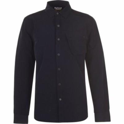 バブアー Barbour International メンズ シャツ オーバーシャツ トップス Control Overshirt Black