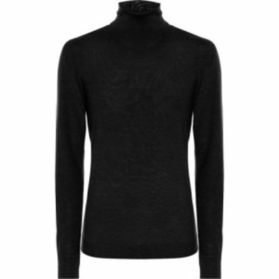 レッド ヴァレンティノ REDValentino レディース ニット・セーター トップス Wool-Blend Turtleneck Sweater Nero