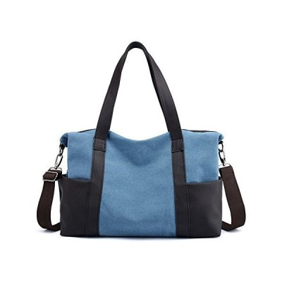 Women Bag Retro Hobo Canvas Daily Purse Shoulder Bag Tote Ladies Shopper Ha