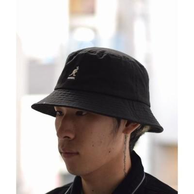 帽子 ハット KANGOL/カンゴール/Washed BucketHat