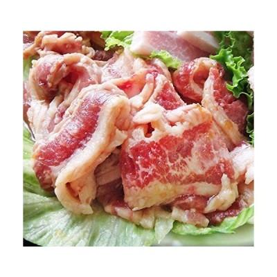 アメリカ産牛カルビ焼肉用250g 厚切り 《*冷凍便》