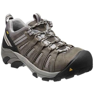 キーン KEEN メンズ シューズ・靴 Flint Low Work Shoes GARGOYLE/FOREST