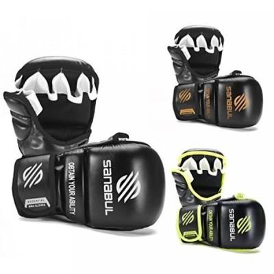 ボクシング用品 新しい項目 Sanabul エッセンシャル 7 オンス格闘技ハイブリッド スパーリング グローブ