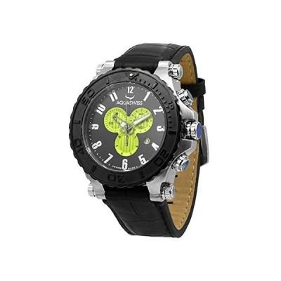 Aquaswis 39X g021Bolt XGクロノグラフMan 's Watch