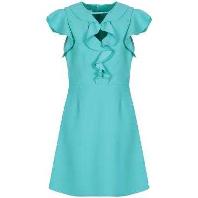 ピンコ PINKO ミニワンピース&ドレス ライトグリーン 40 ポリエステル 100% ミニワンピース&ドレス