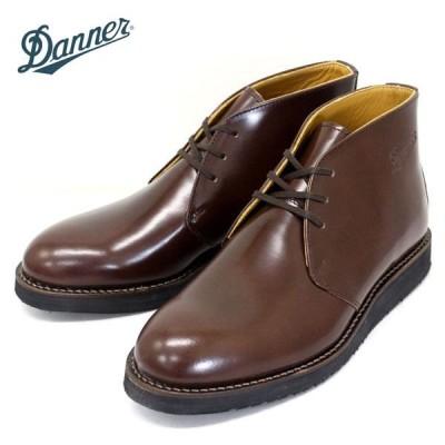 DANNER(ダナー) D-4302 POSTMAN BOOTS(ポストマンブーツ) DARK BROWN