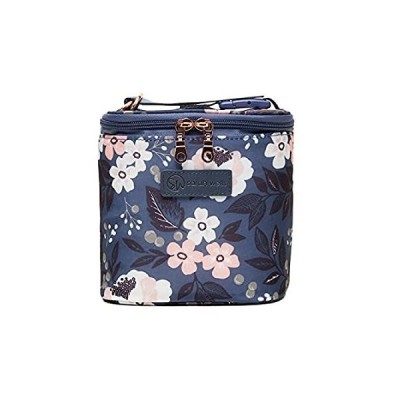 Sarah Wells Cold Gold Breastmilk Cooler Bag with Ice Pack (Le Floral)好評販売中